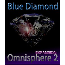 Blue Diamond for Omnisphere 2.5