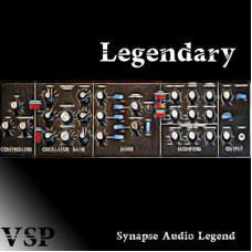 Legendary for Synapse Audio Legend