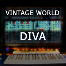 Vintage World for U-he Diva