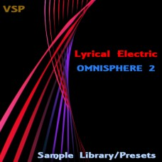 Lyrical Electric for Omnisphere 2.5