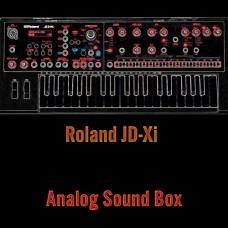 Analog Sound Box for Roland JD-Xi