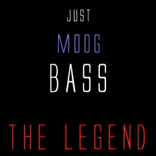 Just Moog Bass for The Legend