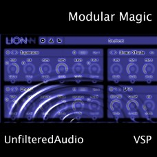 Modular Magic for Unfiltered Audio LION