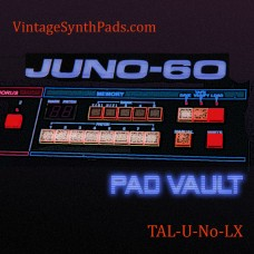 Pad Vault for TAL-U-NO-LX