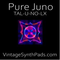 Pure Juno for TAL-U-NO-LX