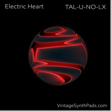 Electric Heart For TAL-U-NO-LX