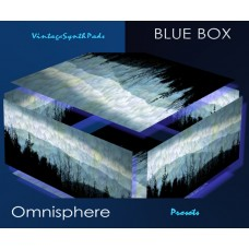 Omnisphere Patches - The Blue Box for Omnisphere 2.5