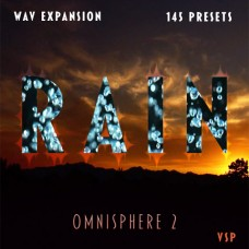 Rain - Omnisphere 2.5 Expansion and Presets